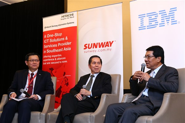 Sunway Group leverages on Cloud in IT Modernisation Plan, partners with IBM 6