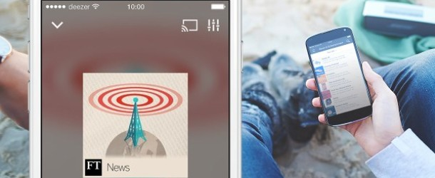 Deezer launches podcasts, offering 20,000+ shows across news & entertainment 11