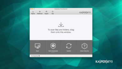 Photo of Kaspersky Virus Scanner for Mac, free for OS X