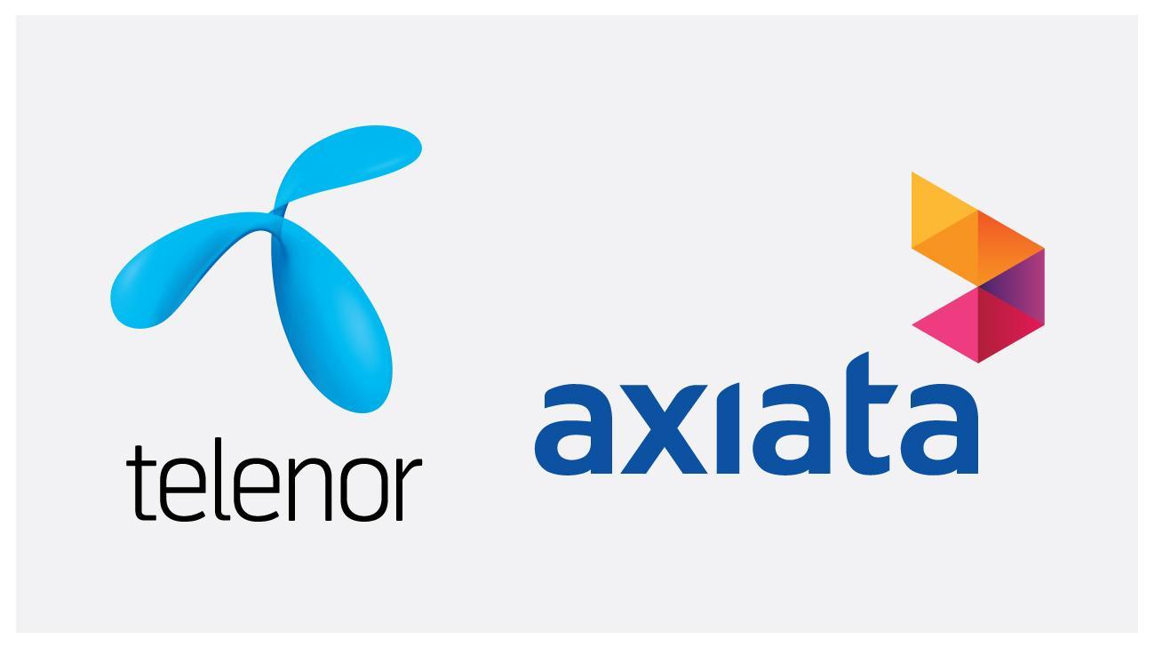 telenor axiata merger