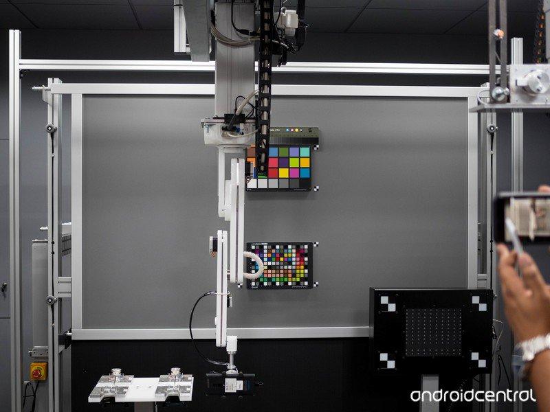 Inside the OnePlus camera lab