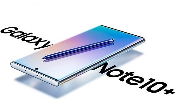 Photo of Galaxy Note 10+ and Galaxy Watch Active 2 confirmed in leaked promo images