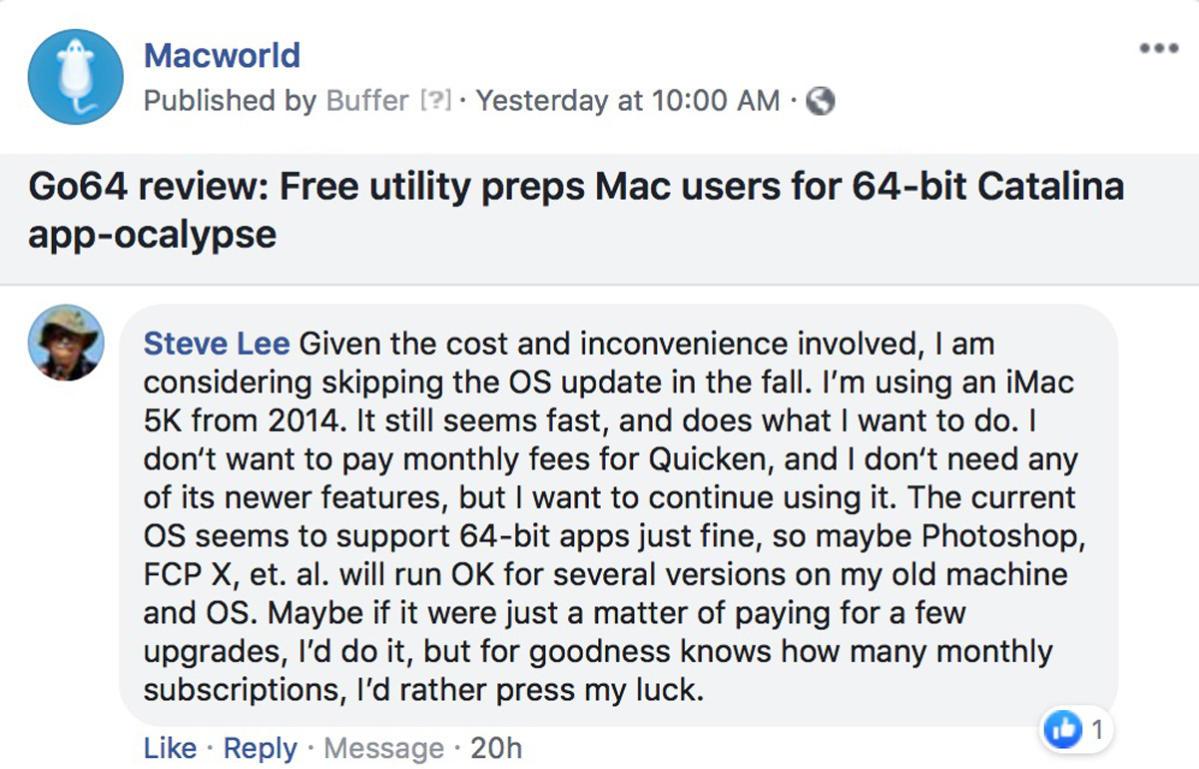 macworld podcast 659 stevelee