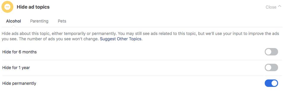 CNBC Tech: Hide ad topics