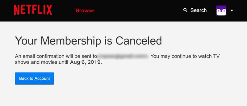 How to cancel Netflix | Android Central 16