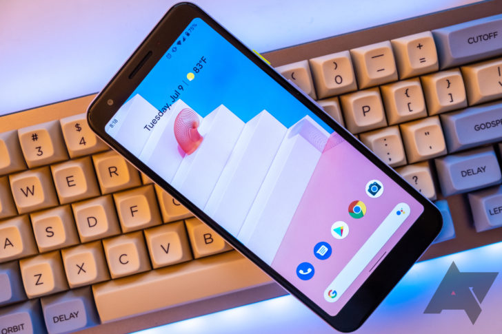 Photo of Pixel Launcher set to pick up new notification pull-down gesture in Android Q Beta 5