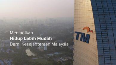 """Photo of TM says #HidupLebihMudah, Customer Responded """"Jangan Syok Sendiri"""""""