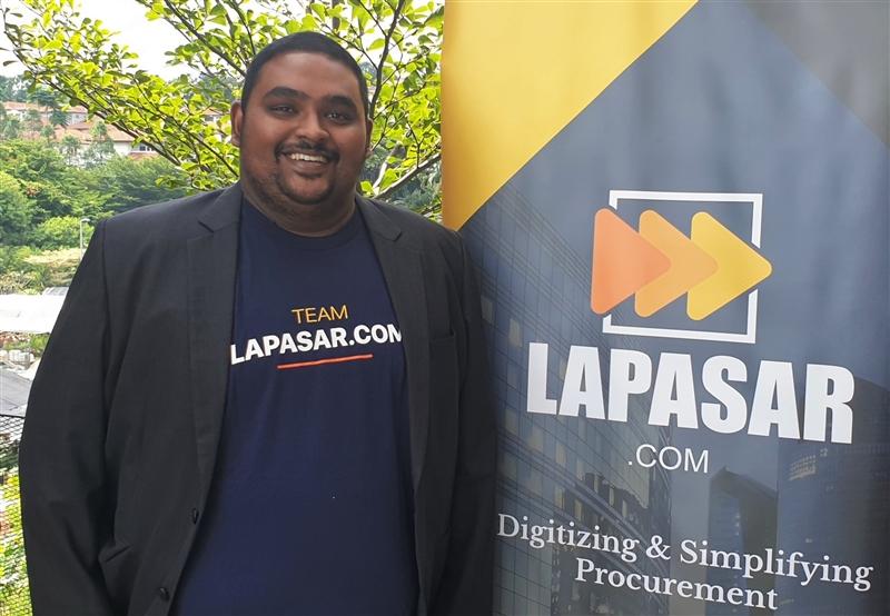 Thinesh-Kumar-CEO-of-Lapasar