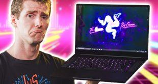 Why OLED on Laptops.. kinda sucks. Razer Blade 15 2019 Review
