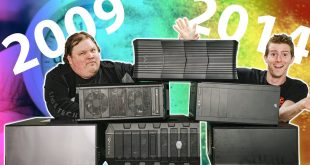 10 Years of Gaming PCs: 2009 - 2014 (Part 1)