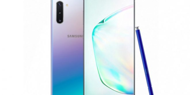 Samsung Unveils Galaxy Note10 and Note10+ with New S Pen