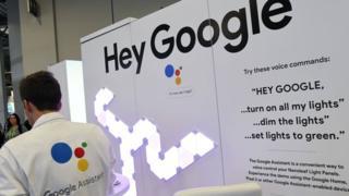 Hey Google ad