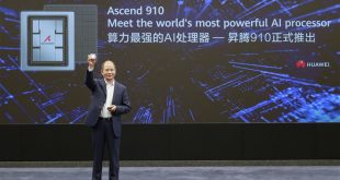 Huawei-Powerfull-AI-processor-Ascend 910