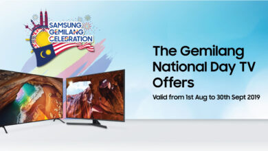 Photo of Samsung Gemilang Celebration Campaign with savings up to RM2.2k