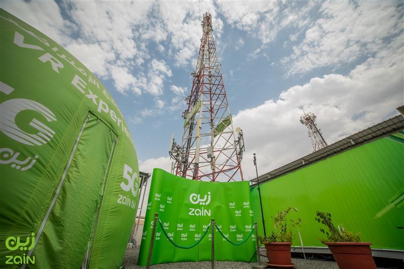 nokia zain saudia live remote viewing hajj