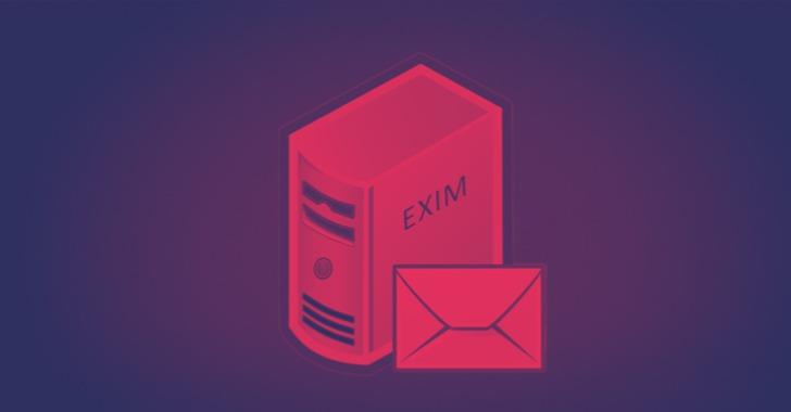 exim email server vulnerability