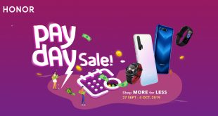 HONOR PayDay Sale 2019