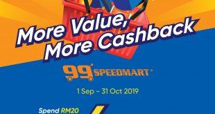 TouchnGo eWallet 99 Speedmart