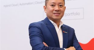 Eric Quah, Country Manager for Red Hat Malaysia