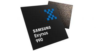 Samsung-Exynos 990_chip