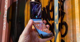 Motorola's Razr reboot will land in Australia in January