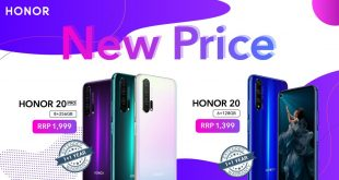 HONOR 20 Series New Smartphone Price malaysia -2