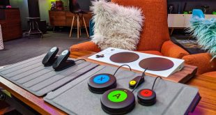 Logitech's Adaptive Gaming Kit makes playing more affordable for gamers with disabilities