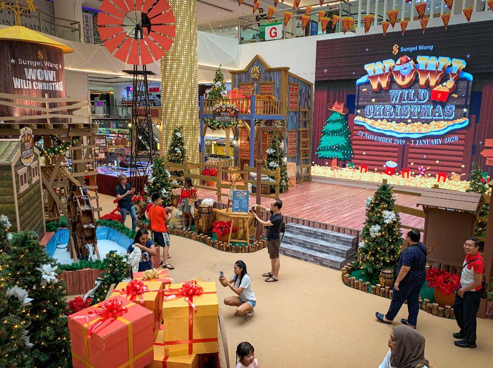 Sungei Wang WOW Wild Christmas