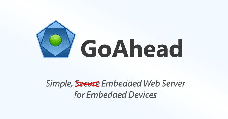 goahead web server hacking