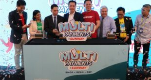 Sunway Malls Pyramid Unified Payment Terminal