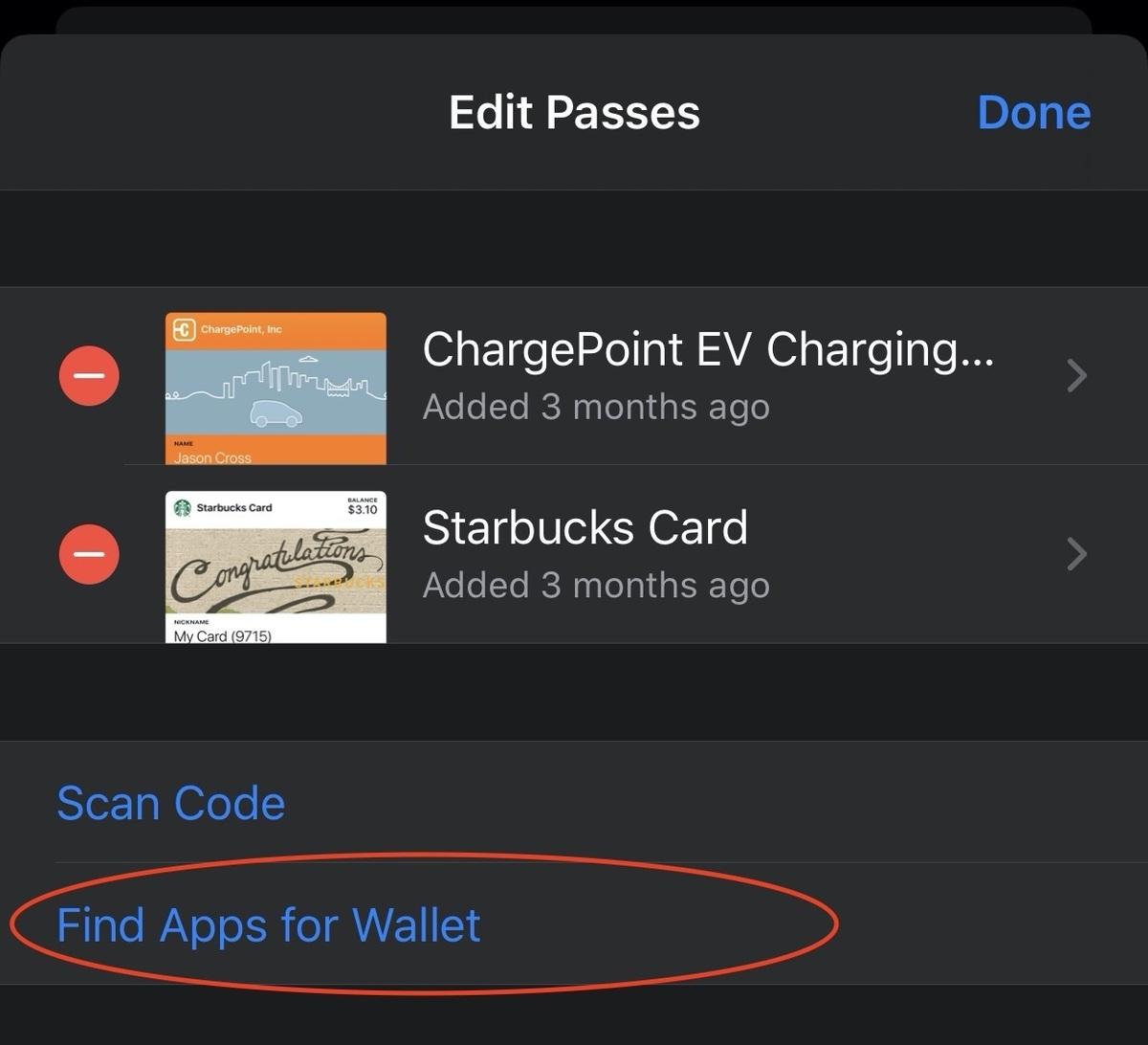 walet apps