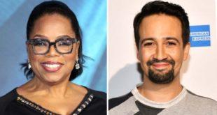 Apple Picks Up New Docuseries Featuring Lin-Manuel Miranda, Spike Lee, Oprah and More