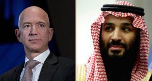 Jeff Bezos Phone Hacked by Mohammed Bin Salman