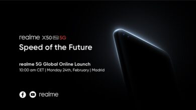 Photo of realme X50 Pro 5G Launch, Watch Live Stream Event