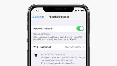 Photo of Apple Acknowledges Personal Hotspot Issues Affecting Some iOS 13 and iPadOS 13 Users