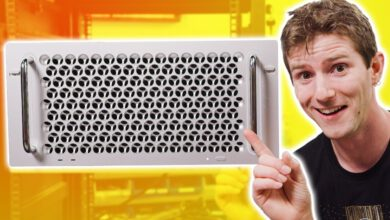 Photo of [Video] The MORE EXPENSIVE Mac Pro… – Rackmount Edition