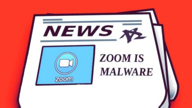 Photo of Zoom Caught in Cybersecurity Debate — Here's Everything You Need To Know