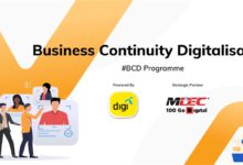 "Photo of Digi and MDEC team up to help SMEs be ""BCD-ready"""