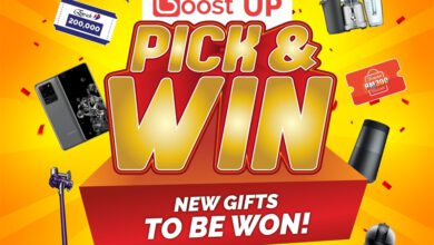 Photo of Boost Users Get Rewarded with Exclusive Gifts in 'BoostUP Pick & Win'