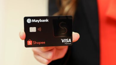 Photo of Lifestyle and e-commerce Platinum card – Maybank Shopee Credit Card