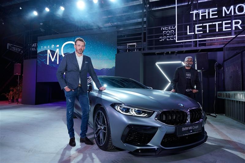 BMW M8 Coupé Malaysia