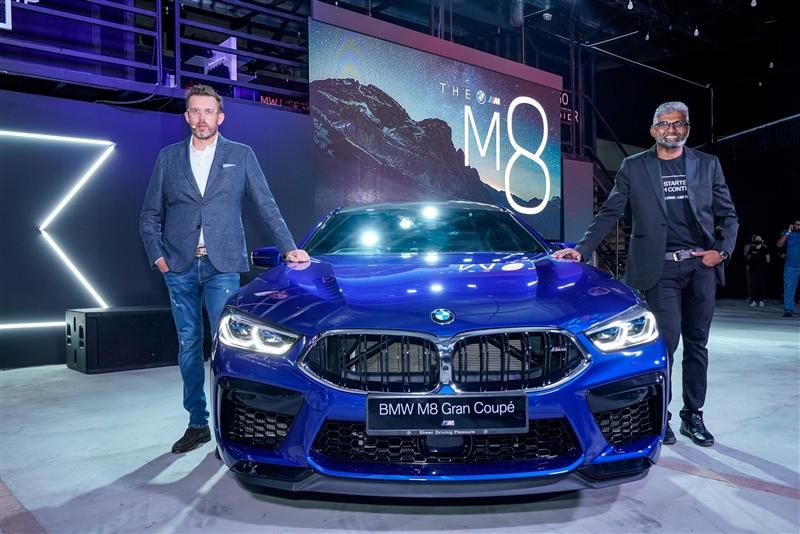 BMW M8 Gran Coupé Malaysia