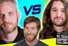 Photo of [Video] ULTIMATE PC Tech Support Challenge – Jayztwocents vs Gamers Nexus