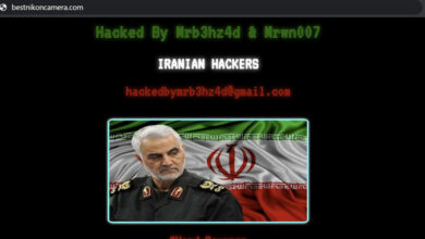 Photo of 2 Hackers Charged for Defacing Sites after U.S. Airstrike Killed Iranian General
