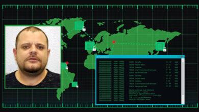 Photo of British Hacker Sentenced to 5 Years for Blackmailing U.S. Companies