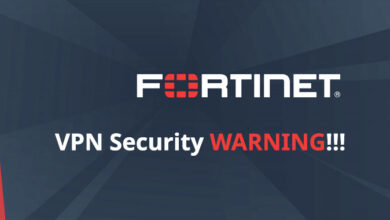 Photo of Fortinet VPN with Default Settings Leave 200,000 Businesses Open to Hackers