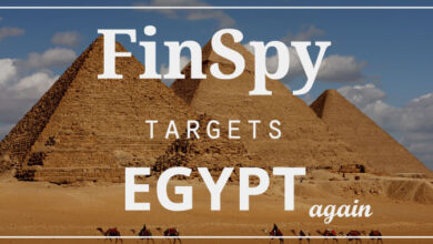 Photo of FinSpy Spyware for Mac and Linux OS Targets Egyptian Organisations