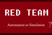 Photo of Red Team — Automation or Simulation?