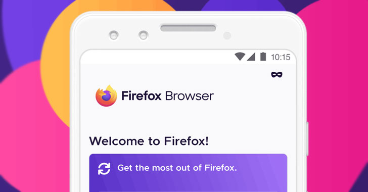 Hijack Firefox for Android via Wi-Fi Network