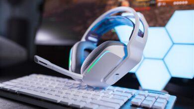 Photo of Logitech G733 LIGHTSPEED Wireless RGB Gaming Headset